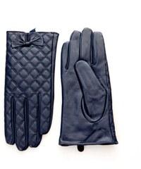 Feeling Lederhandschuhe - marineblau