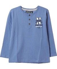Scott & Fox T-shirt - denim bleu