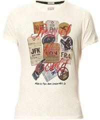Pepe Jeans London Scandium - T-Shirt - cremefarben