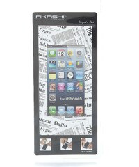 High Tech Sticker pour Iphone 5 - imprimé