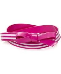 Benetton Gürtel schmal - rosa