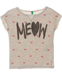 Benetton Top - gris chine