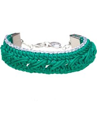 Objets Obscurs Bijoux Ksena - Bracelet manchette - vert