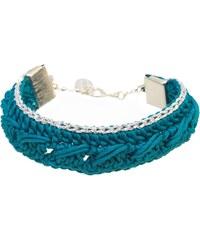 Objets Obscurs Bijoux Ksena - Bracelet manchette - bleu