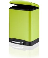 Koš kosmetický DAVINO 6l zelený KL-22993