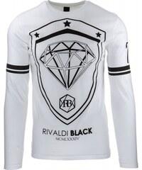 Pánské tričko Elekid bílé - bílá