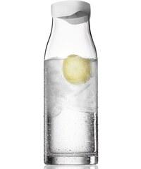 MENU Karafa na vodu s víčkem - (bílá)