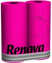 Renova Luxusní kuchyňské utěrky (růžová)