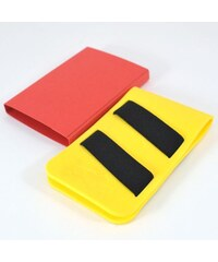 Kinterová Petra Obal na telefon (žlutá)