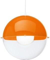 Koziol Orion závěsné svítidlo (oranžová)