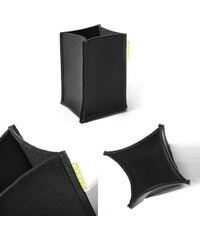Morrows Úložný box, obal na vázu CASSA XS long (černá)