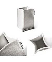 Morrows Úložný box, obal na vázu CASSA XS long (šedá)