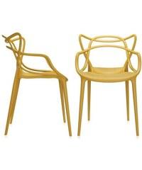 Židle Masters od KARTELL (hořticová)