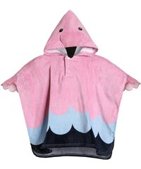Name it NITZERAFINE Bademantel prism pink