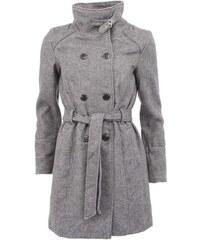 Šedý kabát Vero Moda Shandy