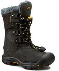 Schneeschuhe KEEN - Basin Wp 1007765 Black/Yellow