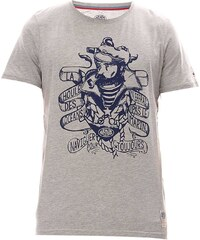 Armor lux T-shirt - gris chine