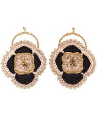 Objets Obscurs Bijoux Marietta - Boucles d'oreilles - noir