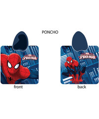 Detexpol Pončo Spiderman Ultimate bavlna 60/120