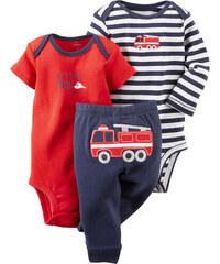 Carter's Chlapecký set s hasičským autem