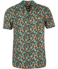 Košile s krátkým rukávem Pierre Cardin Floral pán.