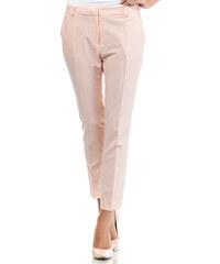 Světle růžové kalhoty MOE 161