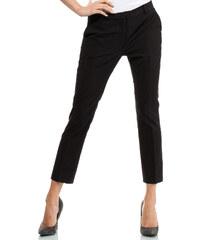Černé kalhoty MOE 161