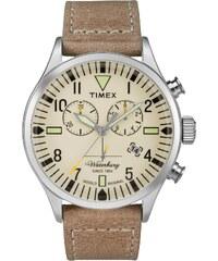 Timex Waterbury - Type : chrono