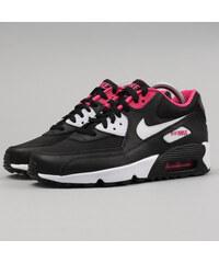 Nike Air Max 90 Mesh (GS) black / white - vivid pink