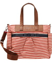Babymel CARA Wickeltasche red