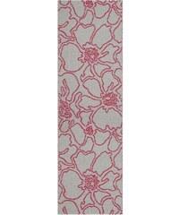 Vysoce odolný oboustranný koberec Flou V2, 60x240 cm