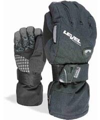 snb rukavice LEVEL - Half Pipe Gore-Tex Black (01)