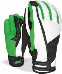 ski rukavice LEVEL - Bullet Green (12)
