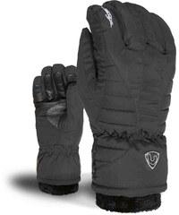 ski rukavice LEVEL - Angel W Black (01)