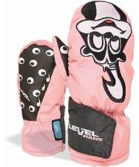 snb rukavice LEVEL - Animal Pink (27)