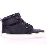boty VANS - Atwood Hi (Leather) Black (GS4)