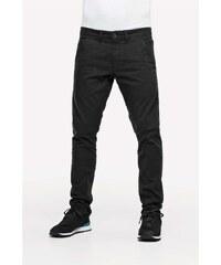 kalhoty REELL - Flex Tapered Chino Black (BLACK)