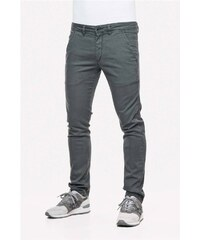 kalhoty REELL - Flex Tapered Chino Graphite Grey (GRAPHITE GREY)