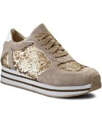 Sneakersy BRUNO PREMI - RED G3913X Gold