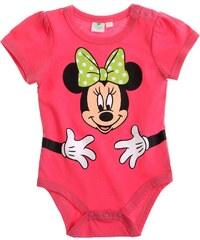 Disney Dívčí body s Minnie - růžové