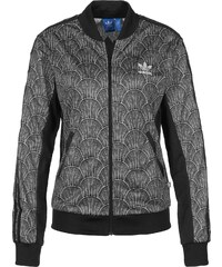 adidas Shell Tile Aop Superstar W veste black