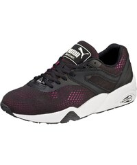 Puma TRINOMIC R698 ENGINEERED Sneaker low black/pink glo