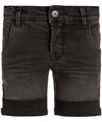 limited by name it NITRALFENZO Jeans Shorts black denim