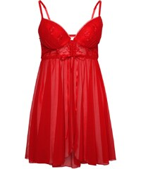 LASCANA Nachthemd red