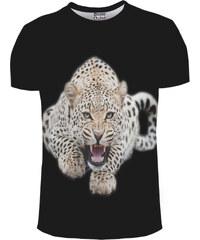 Mr. GUGU & Miss GO T-Shirt Leopard