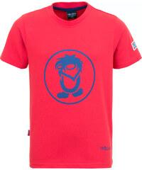 Trollkids Dětské funkční tričko Troll - červeno-modré