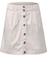Street One - Jupe boutonnée Ivory - star blanc