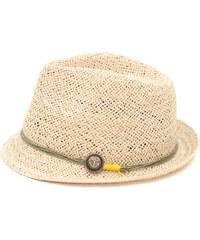 Art of Polo Letní klobouk s kotvou - béžový cz16258.1