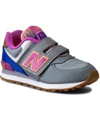 Sneakers NEW BALANCE - KV574E9Y Grau