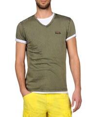 NAPAPIJRI T-shirts manches courtes sombre